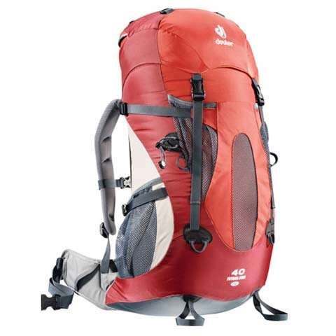 photo: Deuter Futura Zero 40 SL overnight pack (35-49l)