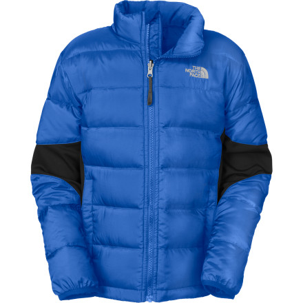 photo: The North Face Lil' Crympt Jacket down insulated jacket