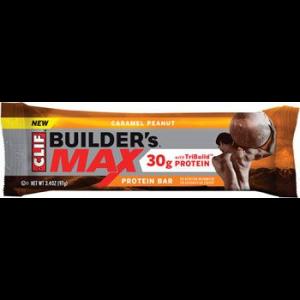 Clif Builder's MAX: Caramel Peanut