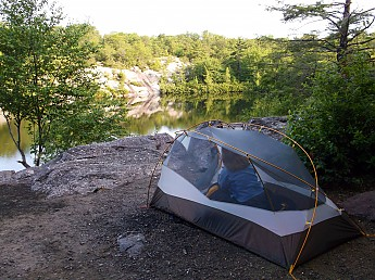 I have used this tent now for two years and I couldnu0027t be happier. As a mountain guide I spend a lot of nights in tents and this one is terrific. & The North Face Tadpole 2 Reviews - Trailspace.com