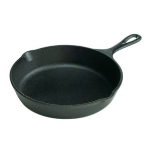 "photo: Lodge Logic Cast Iron Skillet  10.25"" pot/pan"