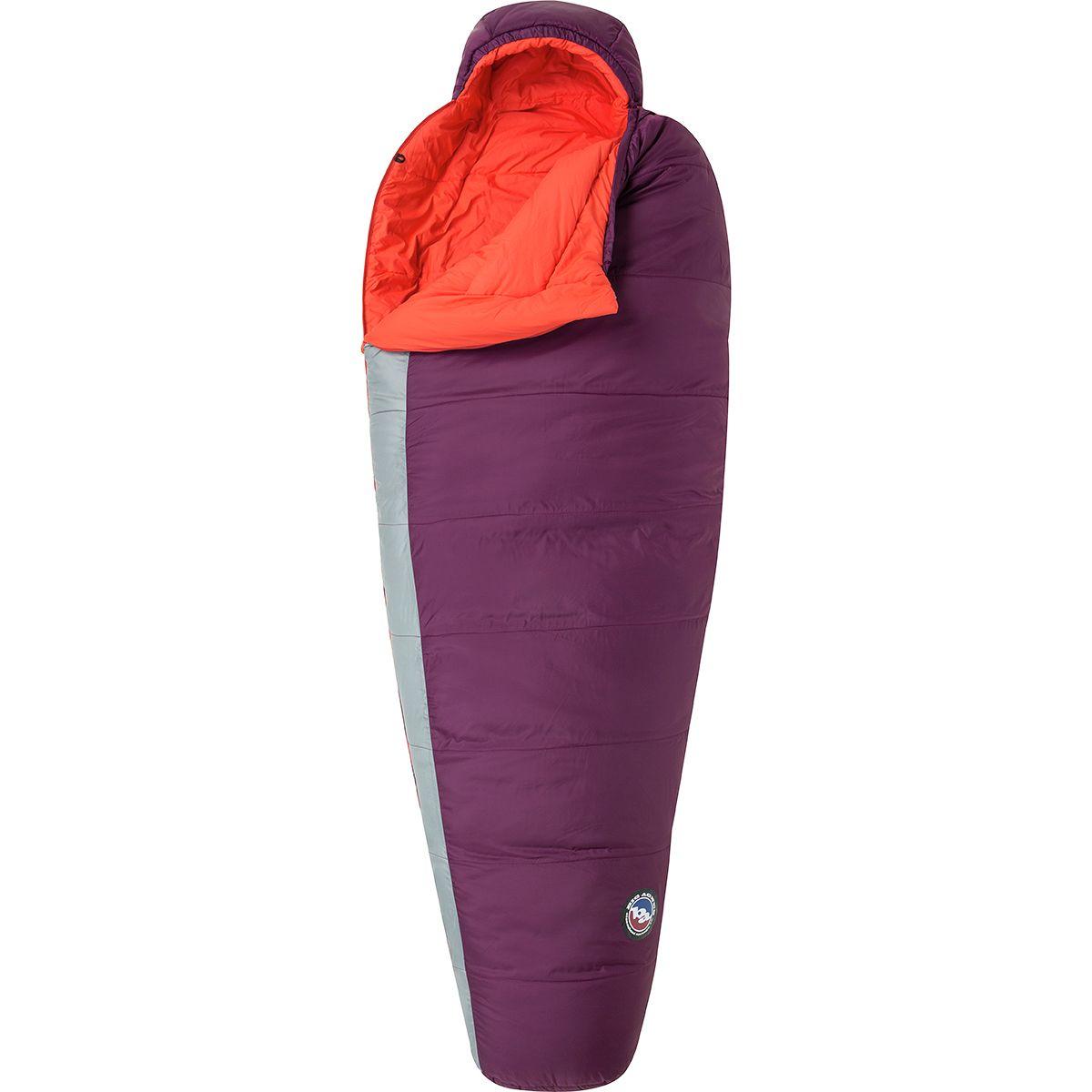 photo: Big Agnes Blue Lake 25 3-season synthetic sleeping bag
