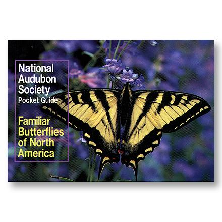 National Audubon Society Pocket Guide to Familiar Butterflies of North America