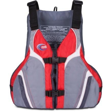 photo: MTI Moxie PFD life jacket/pfd