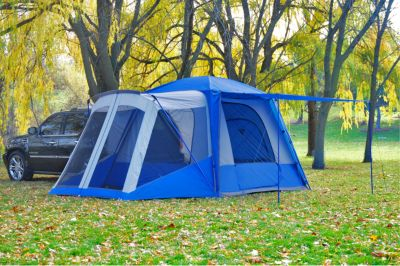 photo of a Napier roof-top tent