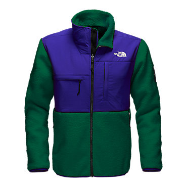 photo: The North Face Men's Denali Jacket fleece jacket