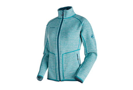 photo: Mammut Women's Arctic Midlayer Jacket fleece jacket