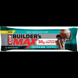 Clif Builder's MAX: Mint Chocolate Chip