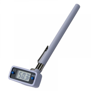 photo: Brooks-Range Digital Thermometer snow study device
