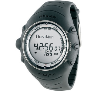 photo: Polar AXN300 heart rate monitor