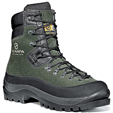photo: Scarpa Liskamm GTX