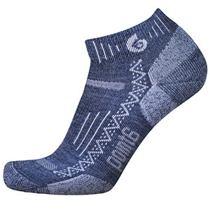 photo: Point6 Hiking Tech Extra Light Mini Crew hiking/backpacking sock