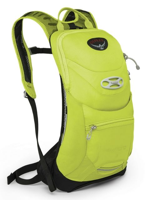 photo: Osprey Syncro 3 hydration pack
