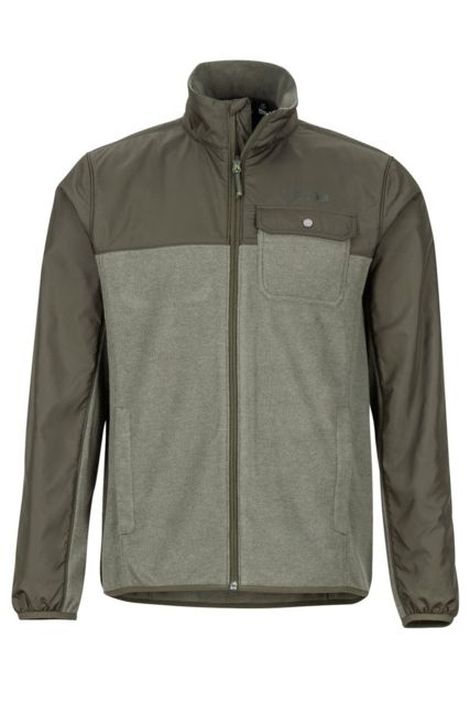 photo: Marmot Tech Sweater fleece jacket