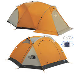 photo: The North Face Himalayan 35 four-season tent
