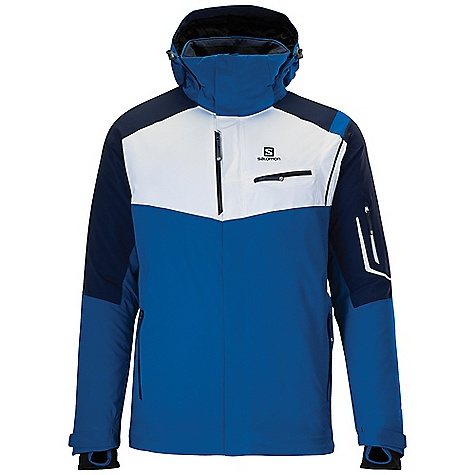 photo: Salomon Odysee GTX Jacket waterproof jacket