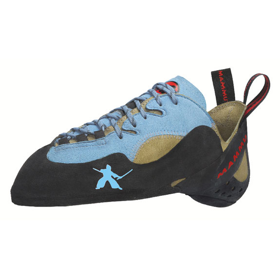photo: Mammut Samurai climbing shoe