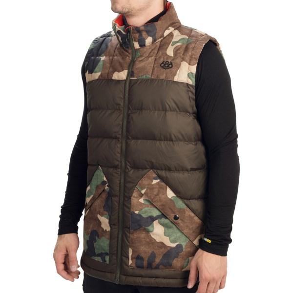 686 Airflight Polyquilt Vest