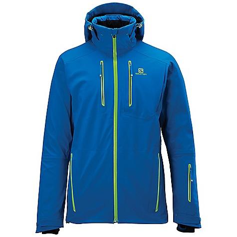 photo: Salomon S-Line II 3:1 Jacket component (3-in-1) jacket