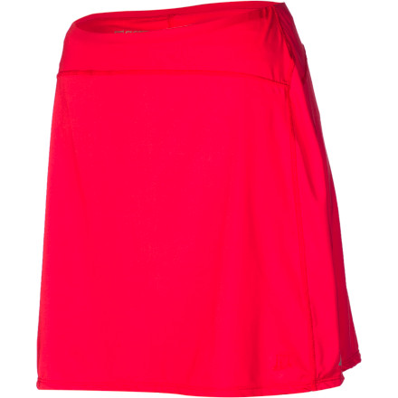photo: Skirt Sports Happy Girl Skirt running skirt