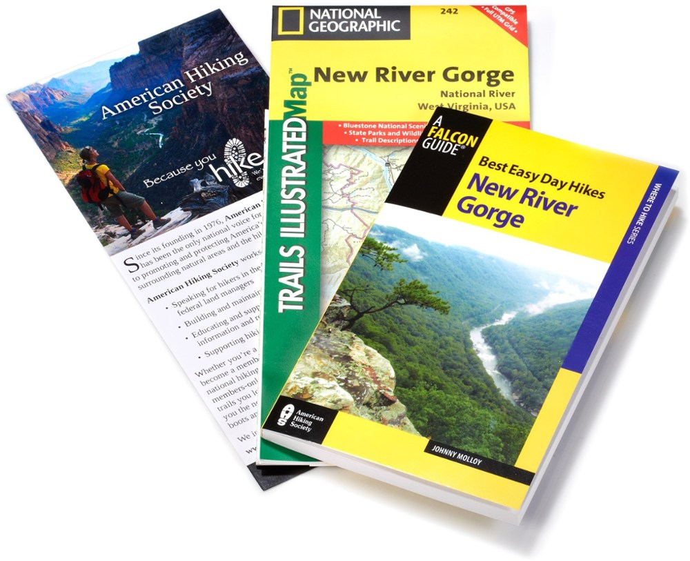 Falcon Guides Best Easy Day Hikes: New River Gorge