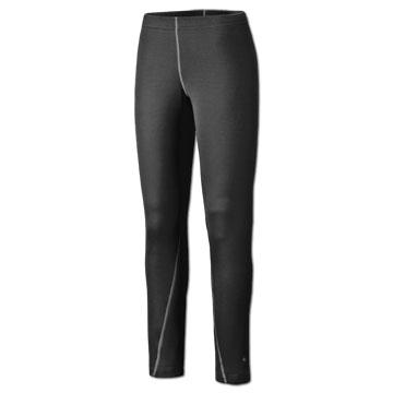 photo: Mountain Hardwear Women's Micro Power Stretch Tight fleece pant
