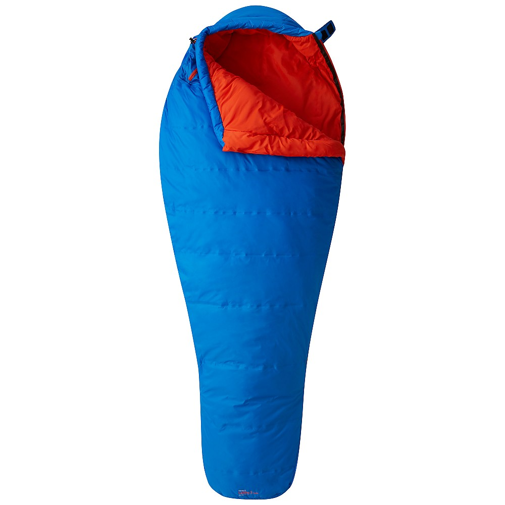 photo: Mountain Hardwear Lamina Z Spark 34 warm weather synthetic sleeping bag