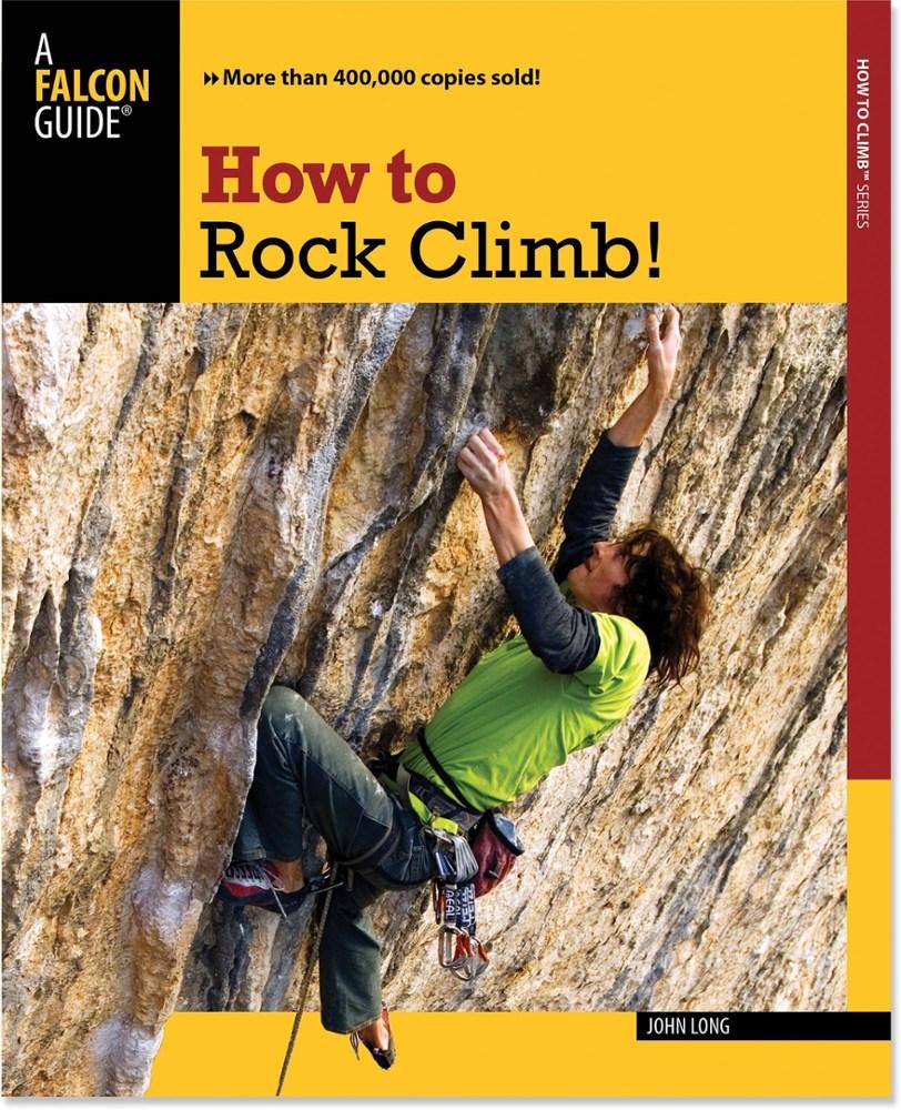 photo: Falcon Guides How to Rock Climb! climbing book