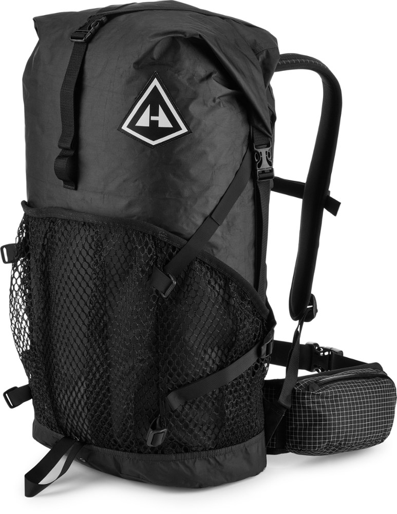 photo: Hyperlite Mountain Gear 2400 Windrider overnight pack (35-49l)