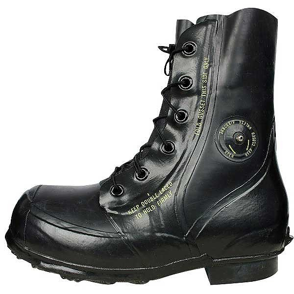 photo: U.S. Military Mickey Mouse Boot backpacking boot