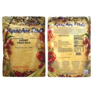 AlpineAire Foods Shrimp Fried Rice