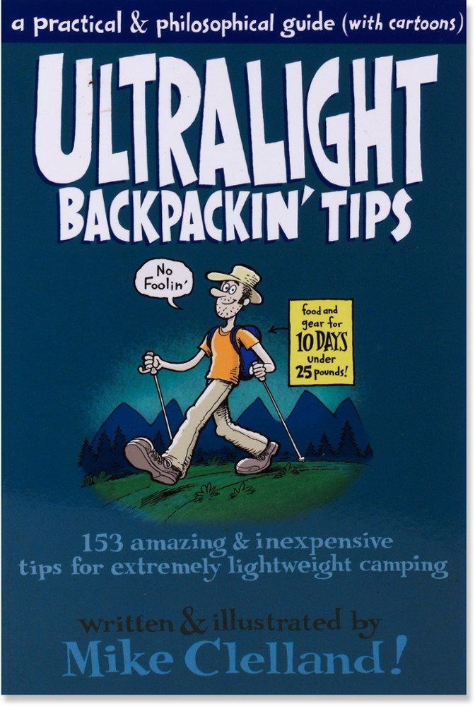 photo: Falcon Guides Ultralight Backpackin' Tips camping/hiking/backpacking book