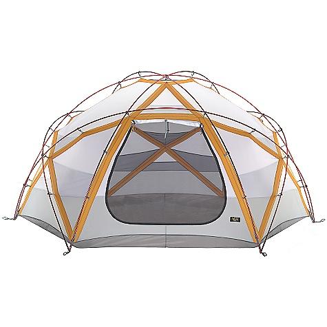 photo: Mountain Hardwear Satellite 6 four-season tent