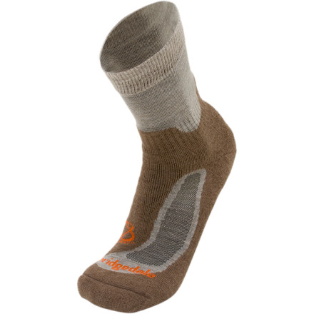 photo: Bridgedale Ventum Light Hiker hiking/backpacking sock