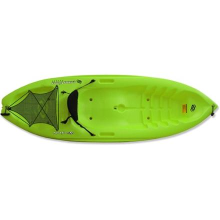 photo of a Emotion Kayaks kayak
