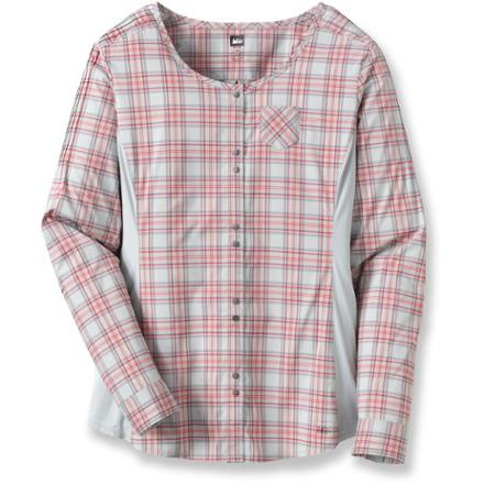 photo: REI Aldervale Shirt hiking shirt