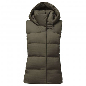 photo: The North Face Women's Novelty Nuptse Vest down insulated vest