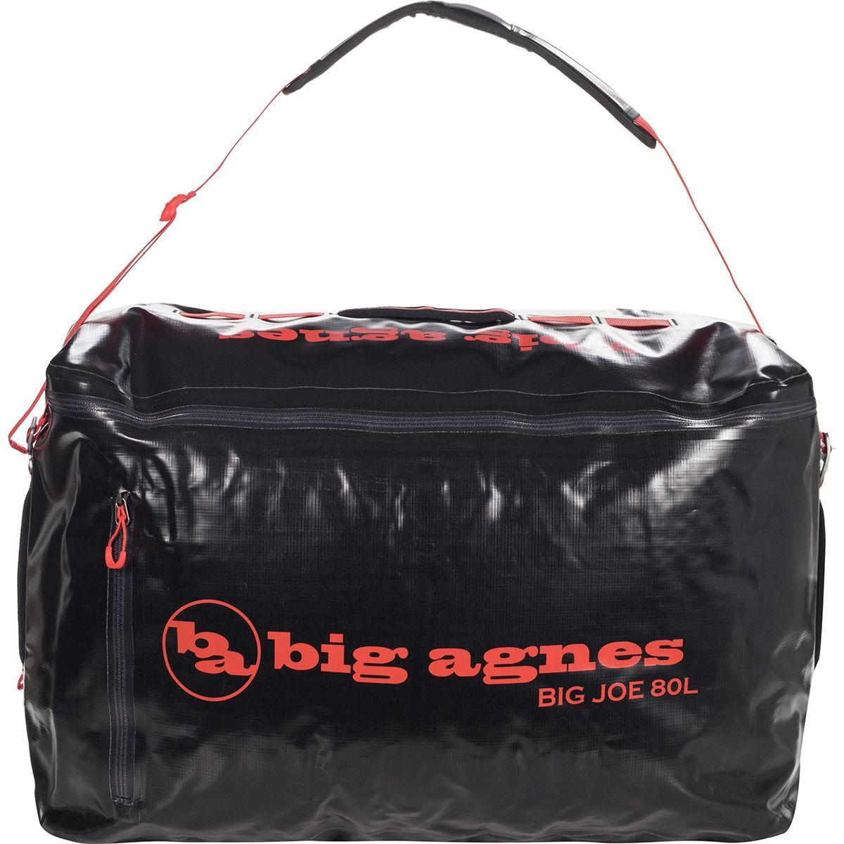 photo: Big Agnes Big Joe 80L pack duffel