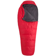 photo: Marmot Rockaway 35 warm weather synthetic sleeping bag