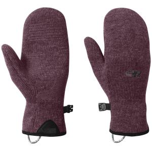 photo: Outdoor Research Flurry Mitts fleece glove/mitten