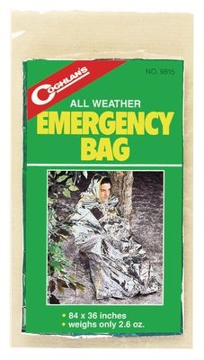 Coghlan's All-Weather Emergency Bag