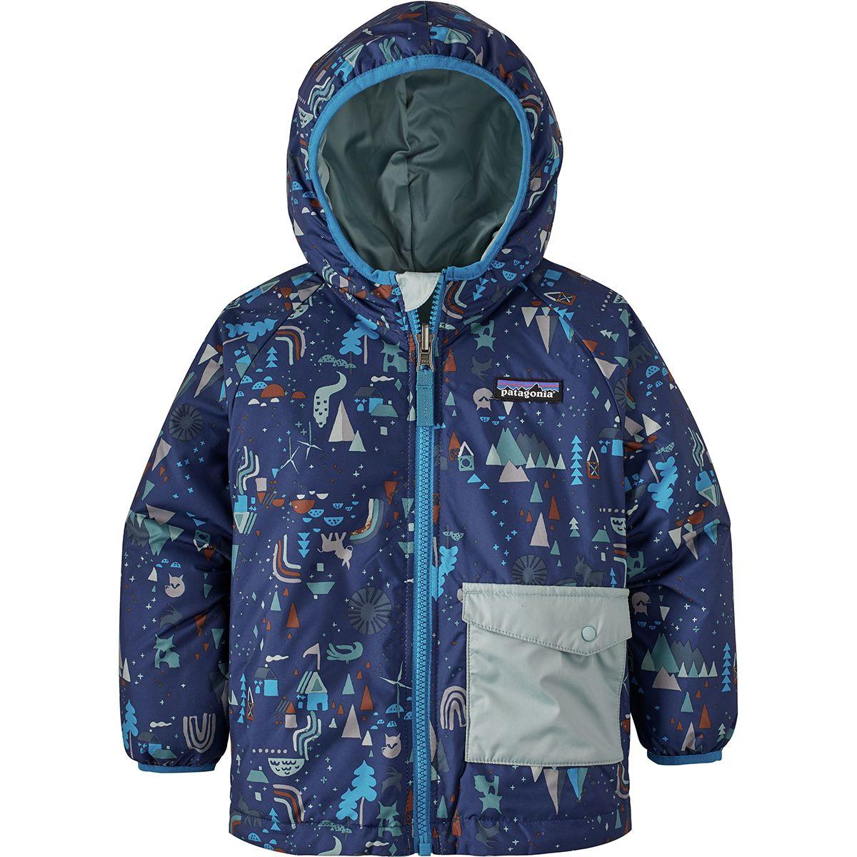 Patagonia Reversible Puff-Ball Jacket