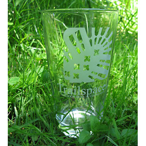 photo: Trailspace Pint Glass cup/mug