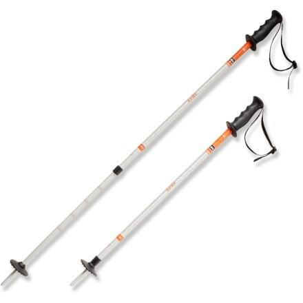 photo: REI Traverse Junior rigid trekking pole