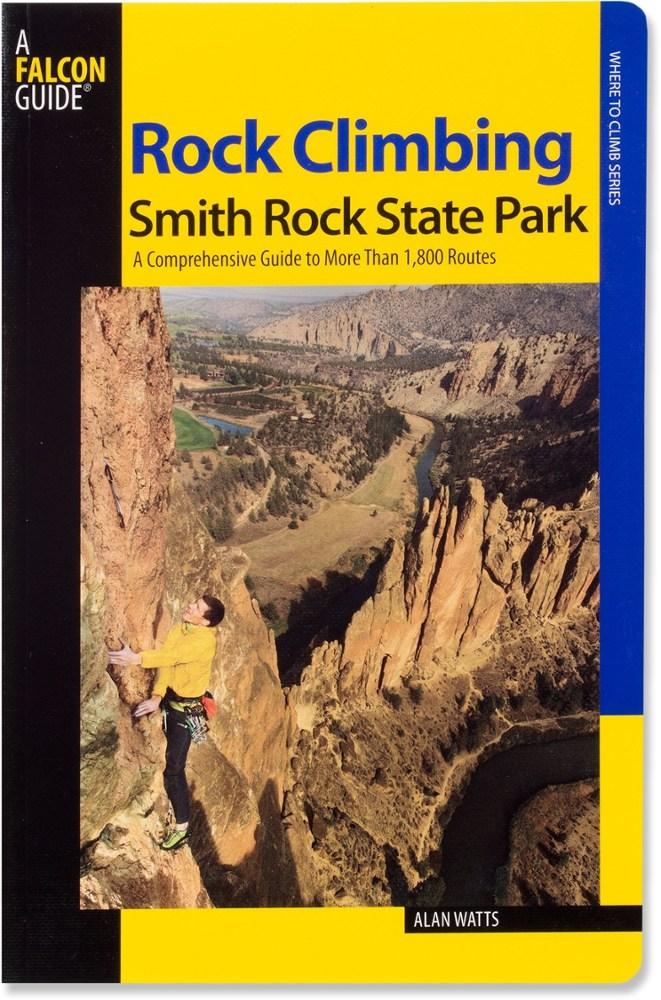 Falcon Guides Rock Climbing Smith Rock State Park