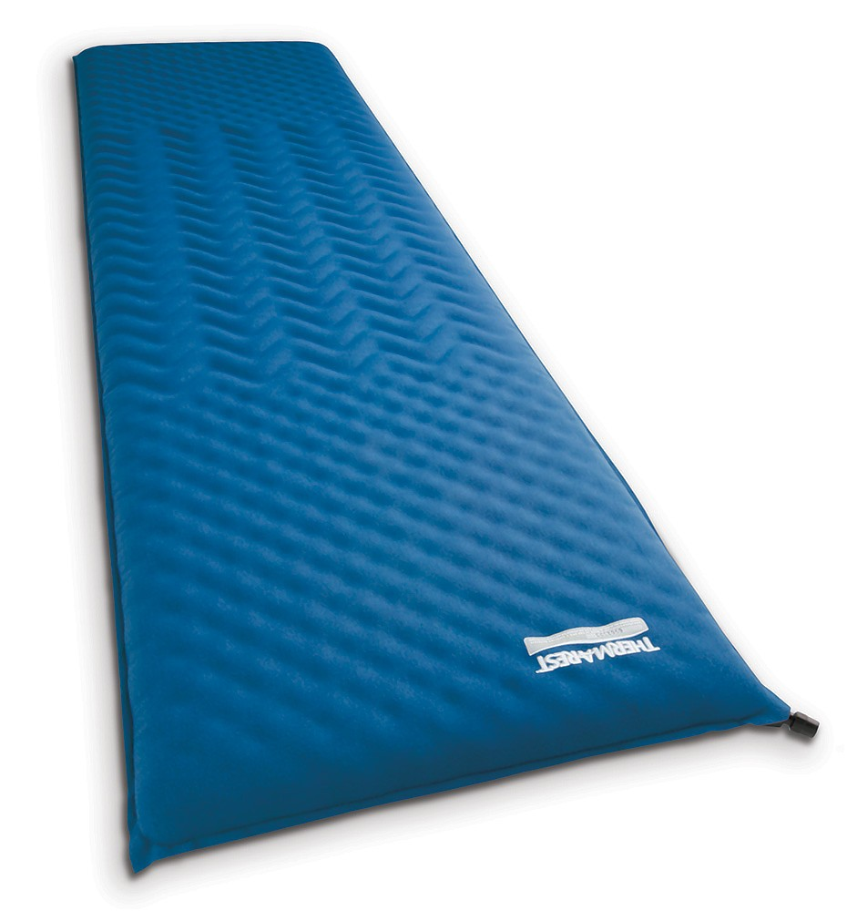 photo: Therm-a-Rest LuxuryCamp self-inflating sleeping pad