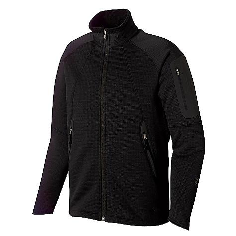 photo: Patagonia Men's R1 Granular Jacket fleece jacket