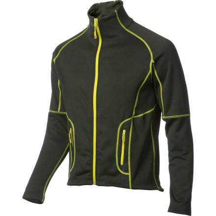 photo: Stoic Women's Power Stretch Fleece Jacket fleece jacket