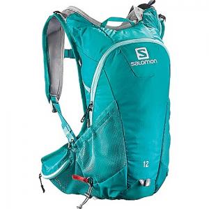 photo: Salomon Agile 12 Set hydration pack