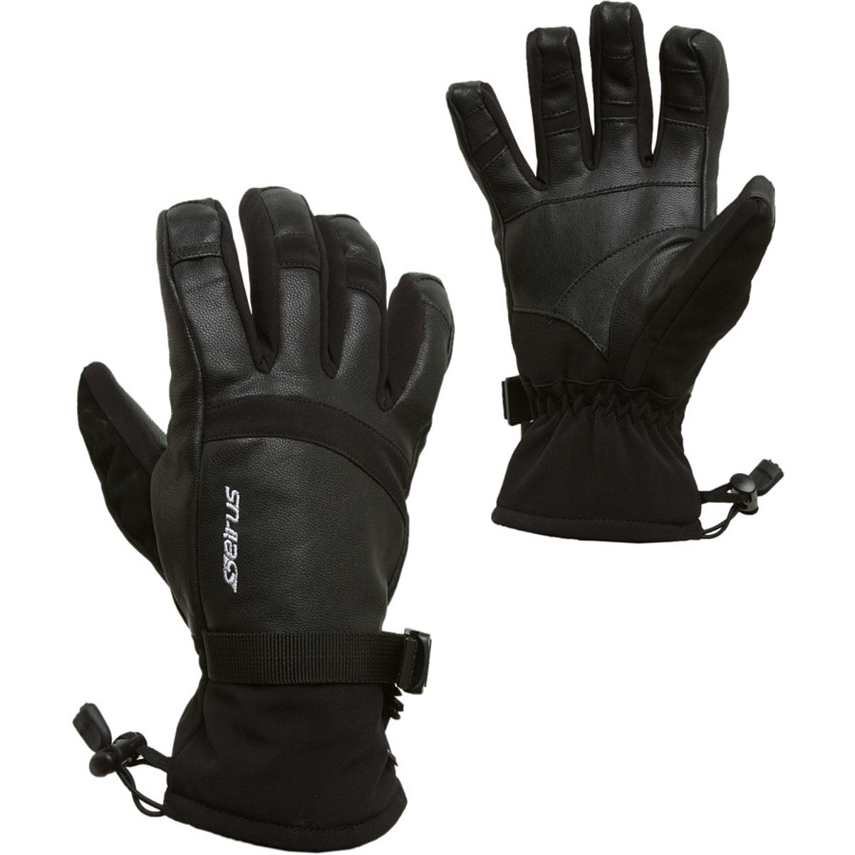 photo: Seirus Softshell Signal Glove soft shell glove/mitten